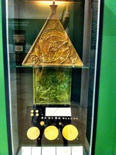 Hungarian National Museum - Guild-branded pottery and coins | Flickr - Photo Sharing!