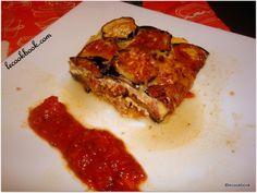 Pastel de berenjenas | Le Cookbook. http://www.lecookbook.com/pastel-de-berenjenas/