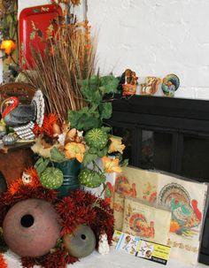 great Thanksgiving display....