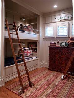 lake house bunk