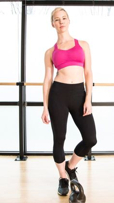 51c38c91d0a00 Handful Y-Back Bra and Squeeze Play Leggings - Flattering