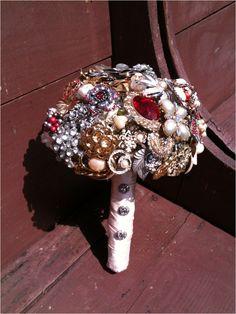good-looking 100+ Sparkly Brooch Bouquet Wedding Ideas https://bridalore.com/2017/08/24/100-sparkly-brooch-bouquet-wedding-ideas/