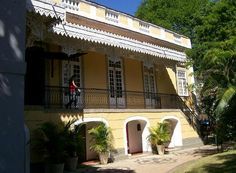 Museu do Indio:  The museum in Botafogo is housed primarily in a mansion, with displays both inside and out. Innovative exhibits display a collection of indigenous and tribal artifacts, with an interesting gallery and activities for kids.