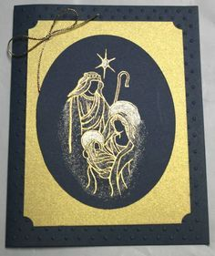 Cards - Christmas Religious on Pinterest   79 Pins