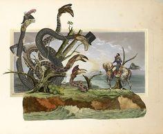 Myths by John Clowder, via Behance