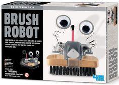 Tüftlerset 'Fegender Roboter'