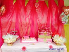 Baby girl party