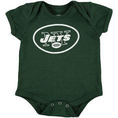 NFL New York Jets Logo Baby Bodysuit
