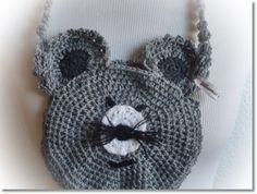 Ulemos ♥Maustasche ♥ Brustbeutel♥ von ULeMo`s  Mützen, Hüte, Taschen und mehr auf DaWanda.com