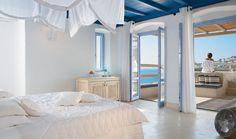 A Greek Dream: Mykonos Villas ♥ Гръцка мечта: вилите на Миконос | 79 Ideas