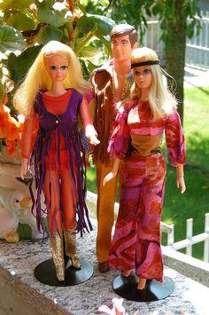 Barbie Ken e Pj live action