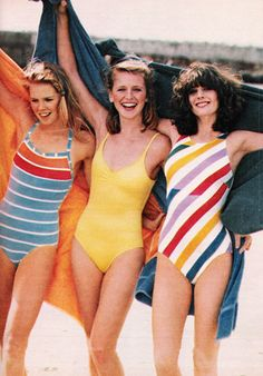 Swimsuits-April 1978