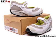 Wholesale Discount MBT Baridi Women Shoes Dove Yellow Fashion Shoes Shop