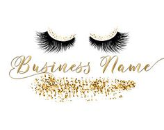Eyelash extension Lashes logo Eyelash logo Cosmetics logo