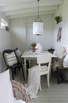 """Idyll og him: Prosjekt hagetue i """"cottage style""""...."""
