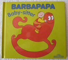 Livre BARBAPAPA Baby sitter
