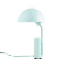 Cap Table Lamp 50xØ28cm, Misty Blue, 63