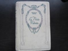 LA PETITE FADETTE old book George Sand 1928 In French-Stocker Stuffer