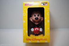 I'm selling Kelloggs Walt Disney World Mickey Mouse Bobble Head 8 inch 2002, New - $9.00 #onselz