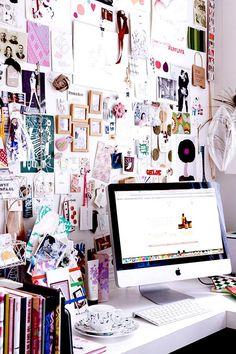 Le moodboard de Natalie Bloom, créatrice de cosmétiques