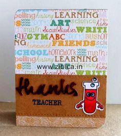 The way you teach the knowledge you share The care you take the love you shower Makes you the world's BEST TEACHER  Handmade Teacher's day cards at http://ift.tt/29a1UwM  For any query feel free to reach us on 9967781015 - http://ift.tt/1YaDAKE