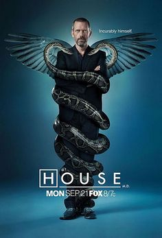 House: Conoce 30 diseños de posters para series de TV: http://blog.luismaram.com/2013/04/30/30-disenos-para-posters-de-series-de-tv/