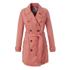 Trenchcoat Otrenchy, Used- Waschung Vorderansicht