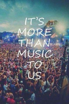 So much more than just music.