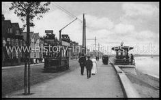 The New Southchurch Promenade, Southend-on-Sea. Essex. c.1908
