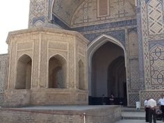 Uzbekistan on the Silk Road is steeped in history and horror - InfoBarrel Famous Places, Silk Road, Central Asia, Barcelona Cathedral, Artworks, Horror, Louvre, Explore, History