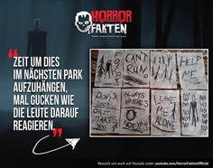 ❝Bock auf ne Schnitzeljagd? Nachts im Wald? ❞ #horrorfakten #horror #fakten