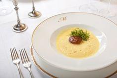 Starter/appetizer - Gourmet Restaurant Moritz Dresden