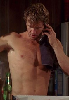 Jason Stackhouse is def one of my favs! And not bad looking either! True Blood, Ryan Kwanten, Robert Conrad, Horror Show, Ideal Man, Hbo Series, Famous Stars, Shirtless Men, Celebs