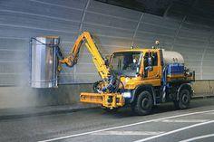 Das MFK 500-T Tunnelwaschgerät
