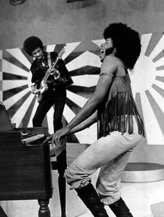 Sly and the Family Stone in Ohio, 1970