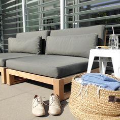 Image Result For Teak Garden Lounge Set