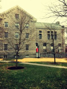 Dickinson College looks good in the Spring! (Photo by Andrew)