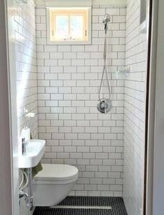 Tiny bathrooms 650348002423513459 - Wet Bathroom Ideas Source by Neonaon Tiny Wet Room, Small Shower Room, Wet Room Shower, Small Showers, Bath Room, Diy Shower, Toilet Shower Combo, Bath Tub, Shower Ideas