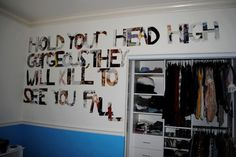 wow wont this on my wall!