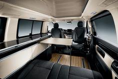 Mercedes Benz - Marco Polo | Westfalia Mobil GmbH