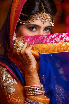 Pakistani wedding photography mehndi