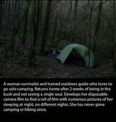 Camping Scary Horror Stories, Short Creepy Stories, Scary Stories To Tell, Spooky Stories, Sad Stories, Fun Facts Scary, Weird Facts, Deep Dark Fears, Creepy History