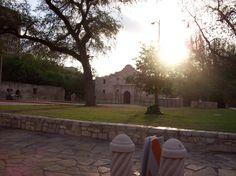 The Alamo - San Antonio, TX