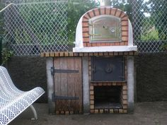 Picture of How to Build a Portuguese Wood Fired Brick Pizza Oven