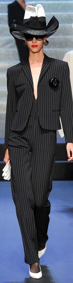Jean Paul Gaultier Collection Spring 2015