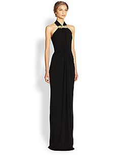 Evening wear to drop jaws. Available  at @Saks Fifth Avenue in 150 Worth. www.150worth.com #saks #eveningwear #dresses