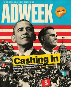 Adweek cover - Oct. 22, 2012