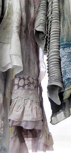 Luxury hand crafted nuno felt scarves and wraps - felt workshops - Products Nuno Felt Scarf, Crazy Outfits, Textiles, Wool Felt, Felted Wool, Trending Today, Fabric Yarn, Student Fashion, Nuno Felting