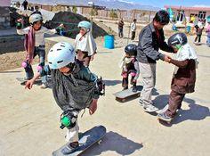 Skateistan Afghanistan #sport