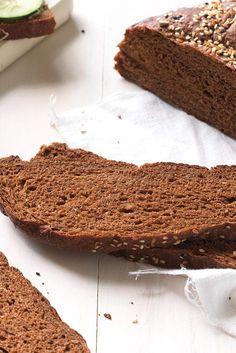 dark pumpernickel onion loaf dark pumpernickel onion loaf recipe 1 ...
